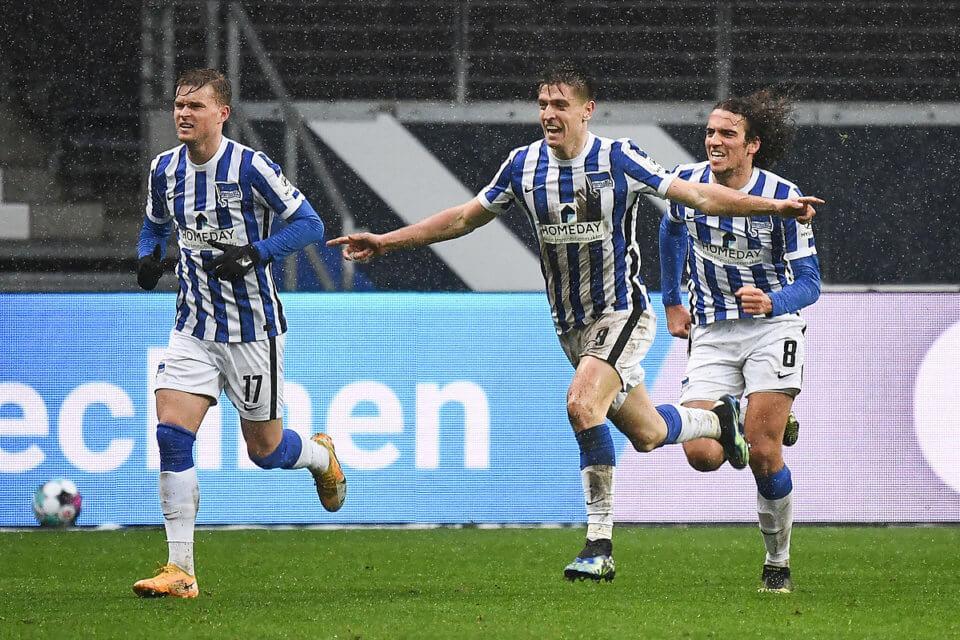 Piłkarze Herthy Berlin