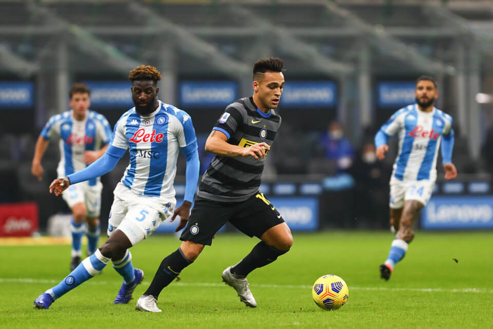 Inter Mediolan - SSC Napoli