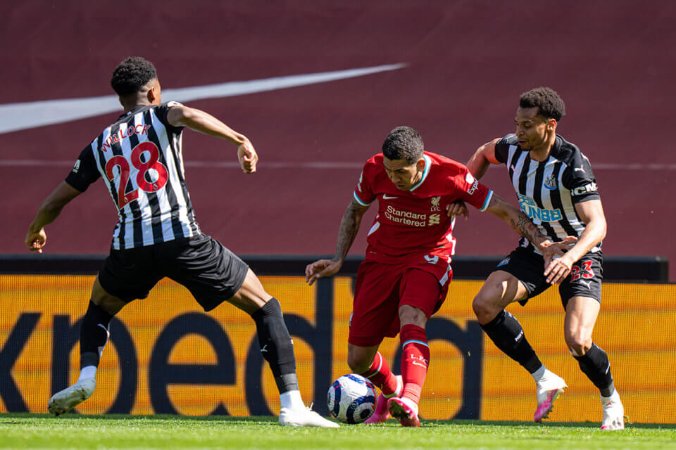 Liverpool - Newcastle