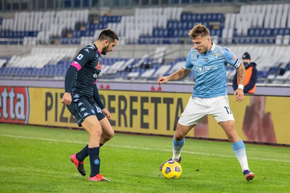 Napoli - Lazio: transmisja w Eleven Sports