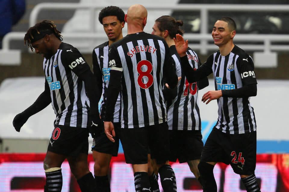 Gracze Newcastle United