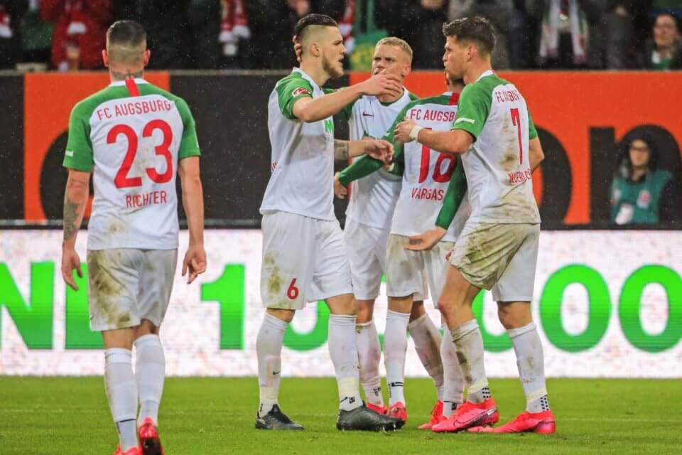 Piłkarze Augsburga
