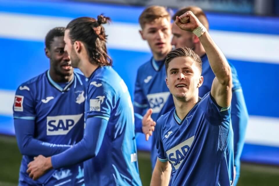 Piłkarze Hoffenheim