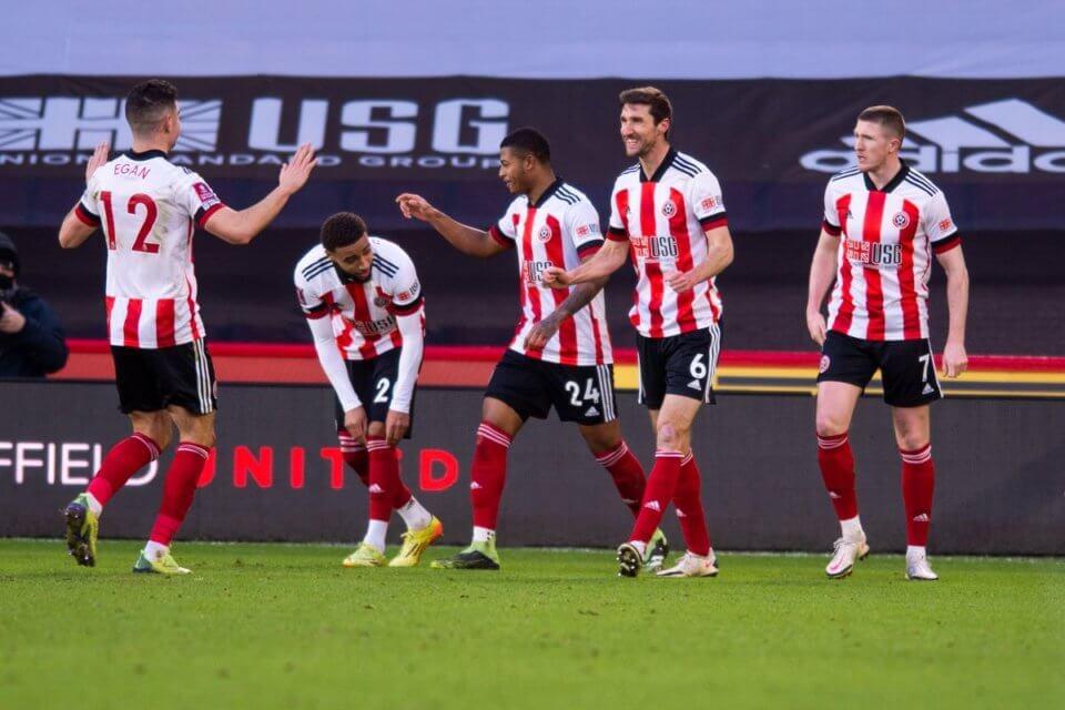 Piłkarze Sheffield