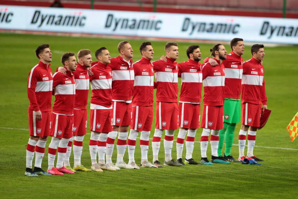 Reprezentacja Polski przed meczem z Andorą