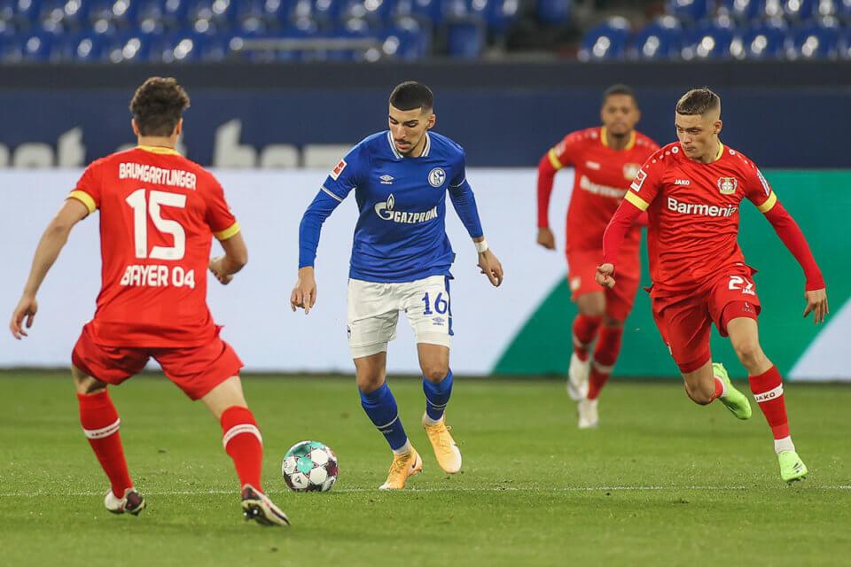 Schalke 04 Gelsenkirchen - Bayer Leverkusen