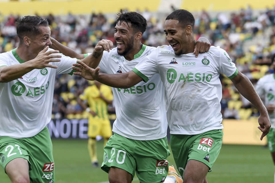 AS Saint-Etienne - Stade Brest