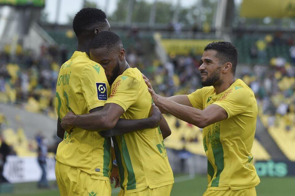 Piłkarze Nantes