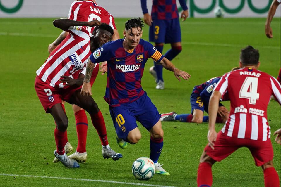 FC Barcelona - Atletico Madryt