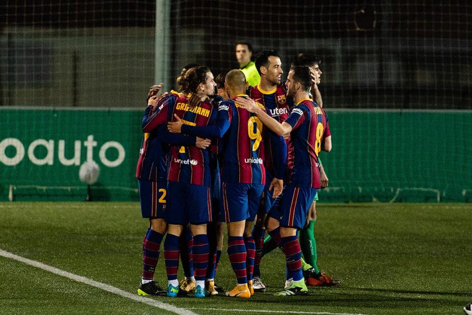 Piłkarze FC Barcelony