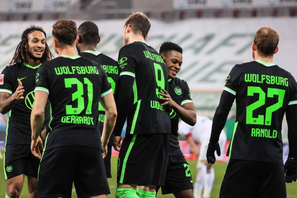 Gracze Wolfsburga