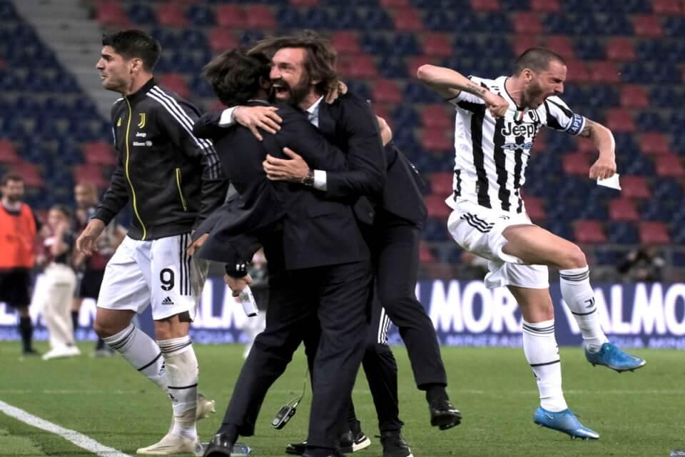Juventus po meczu w Bolonii