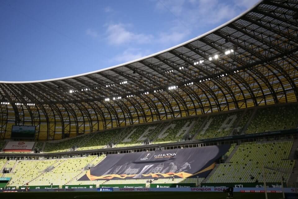Arena Gdańsk - tu odbędzie się finał Ligi Europy