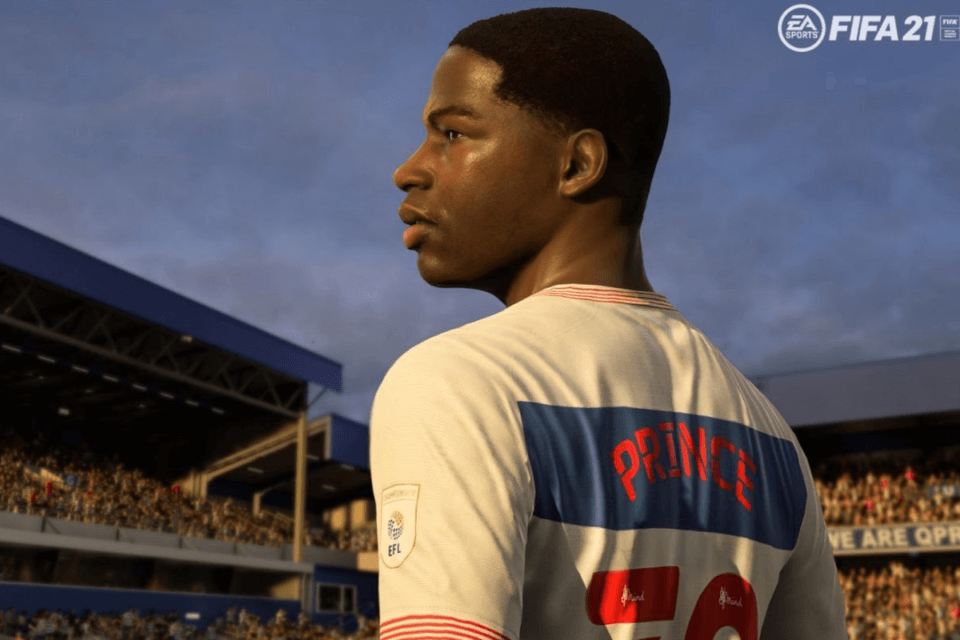 Kiyan Prince w FIFA 21