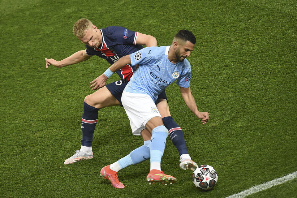 Paris Saint-Germain - Manchester City