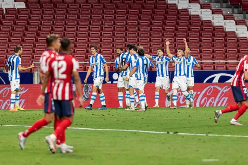 Atletico Madryt - Real Sociedad