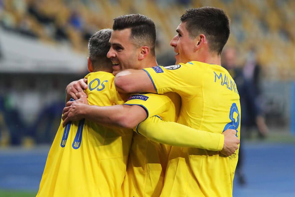 Reprezentacja Ukrainy