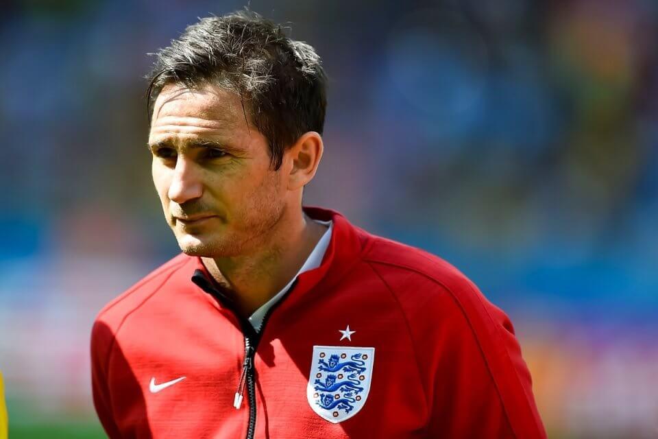 Frank Lampard reprezentacja Anglii