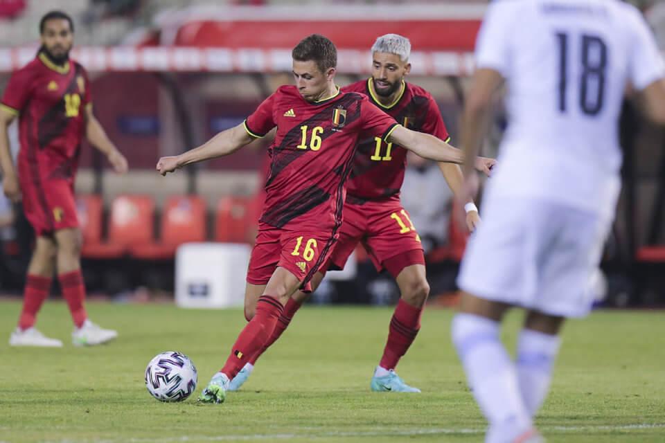 Reprezentacja Belgii