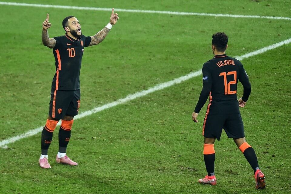 Piłkarze reprezentacji Holandii