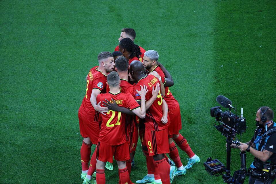 Piłkarze Belgii