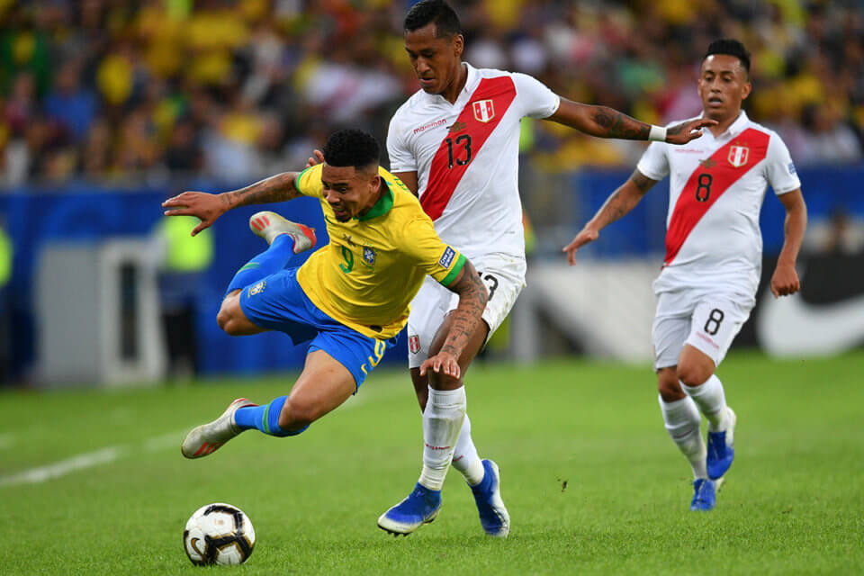 Brazylia - Peru