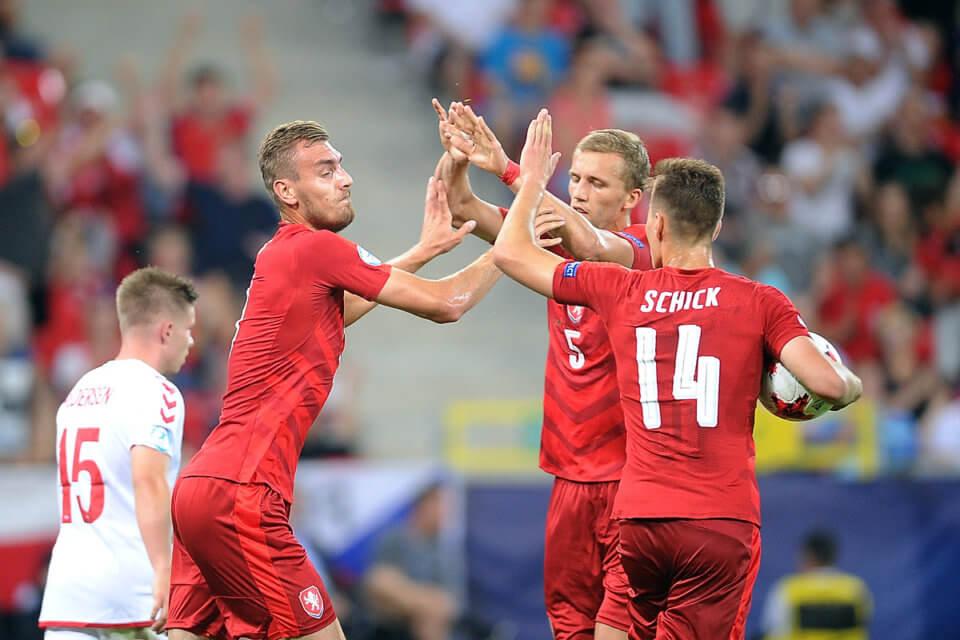 Piłkarze Czech