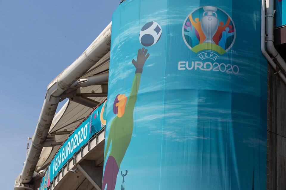 Euro 2020 - Stadio Olimpico w Rzymie