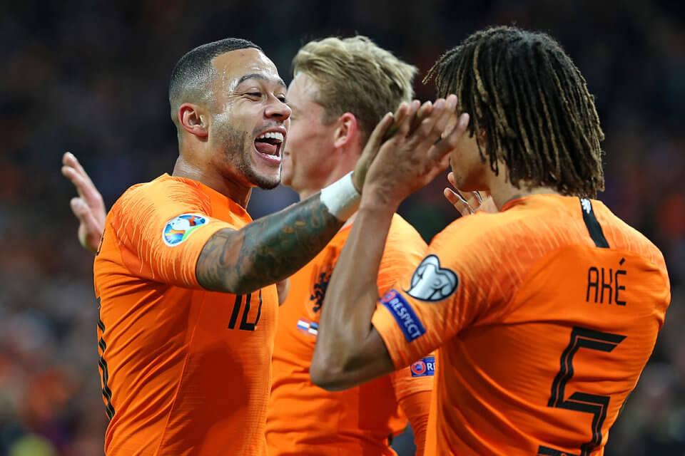 Piłkarze Holandii