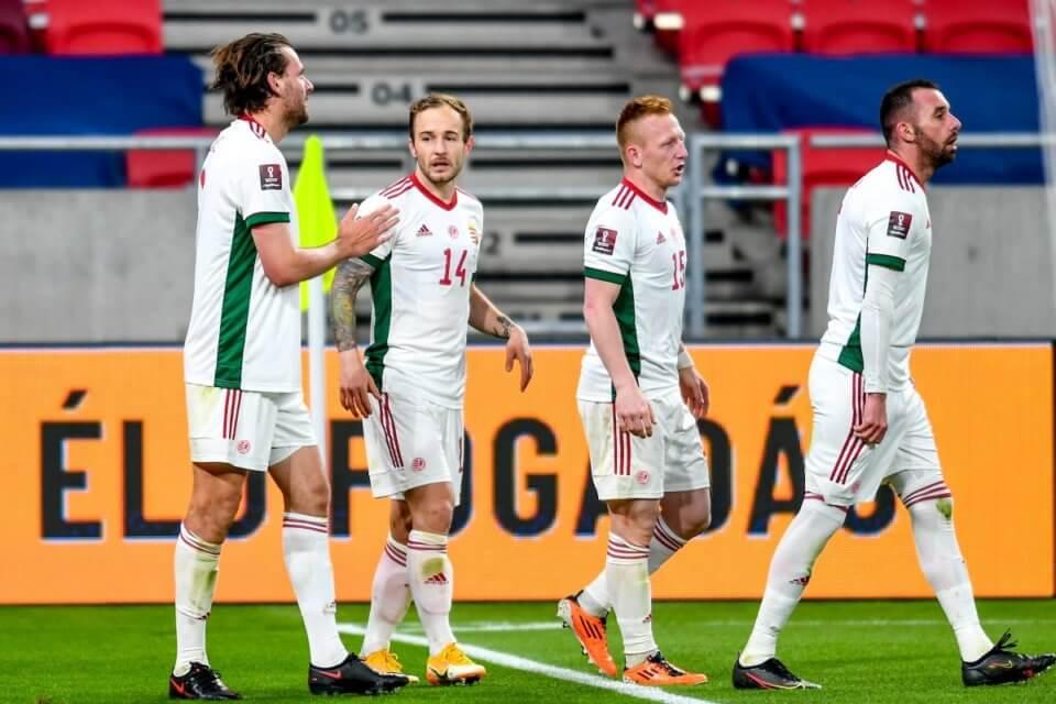 Piłkarze Węgier