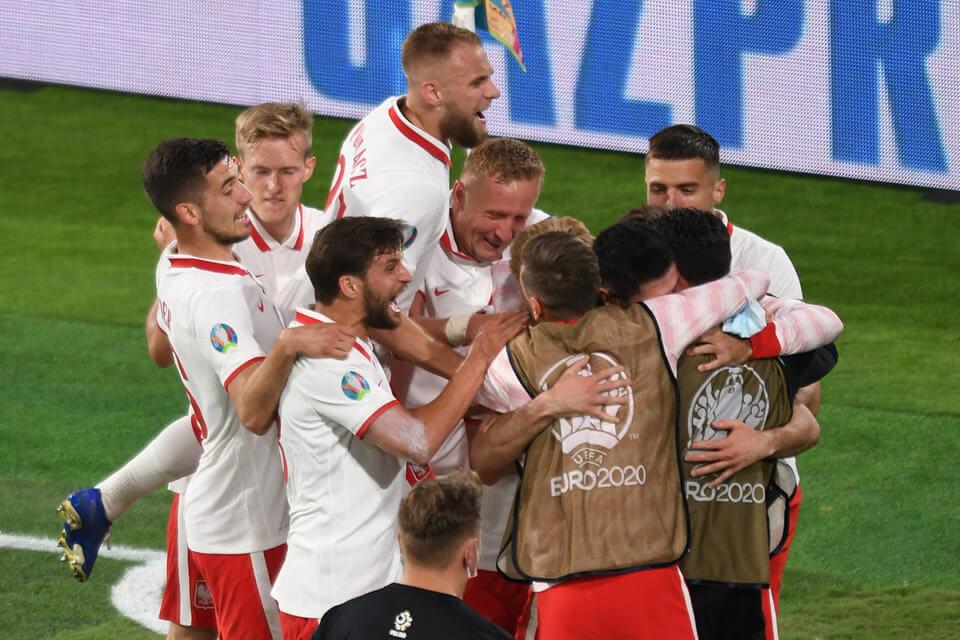 Piłkarze reprezentacji Polski