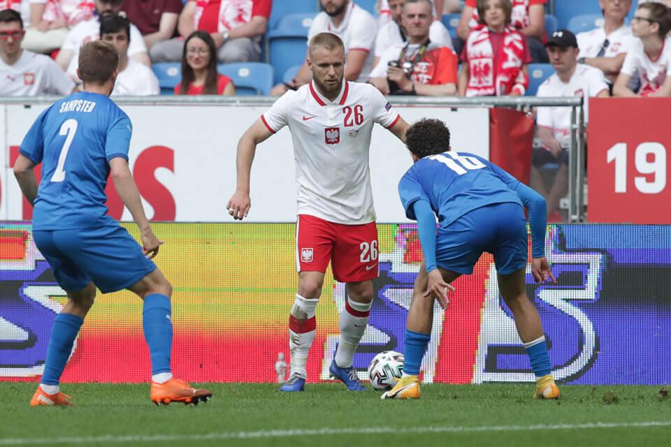 STS jest oficjalnym sponsorem polskiej kadry