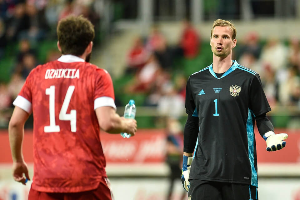 Piłkarze Rosji