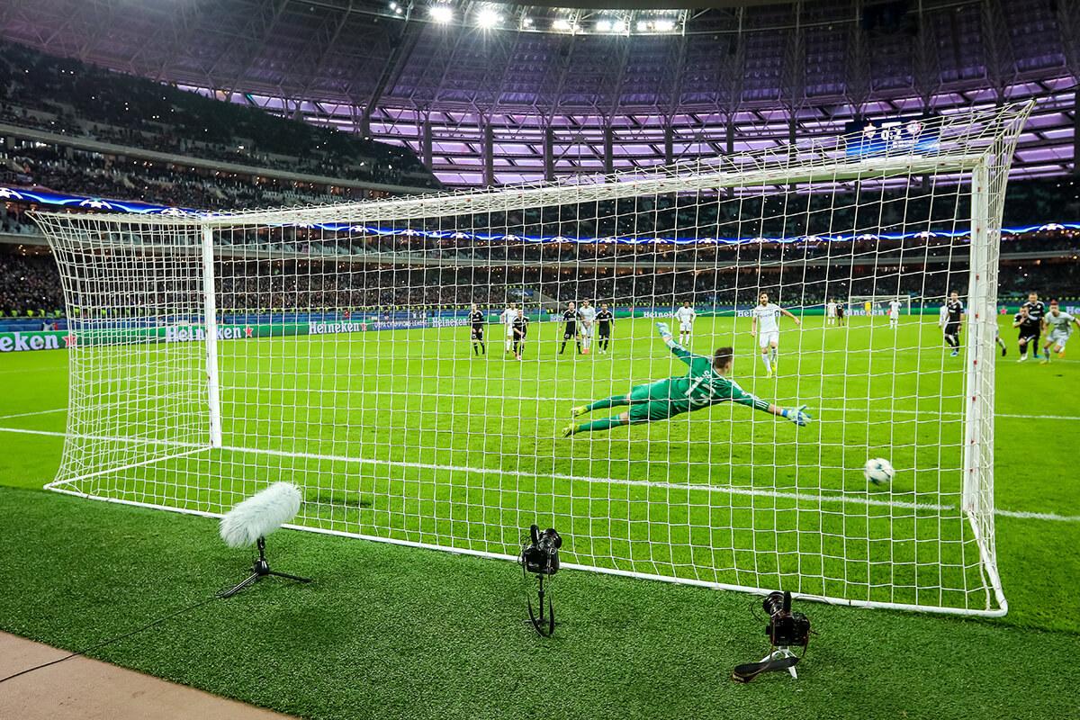 Stadion Olimpijski w Baku
