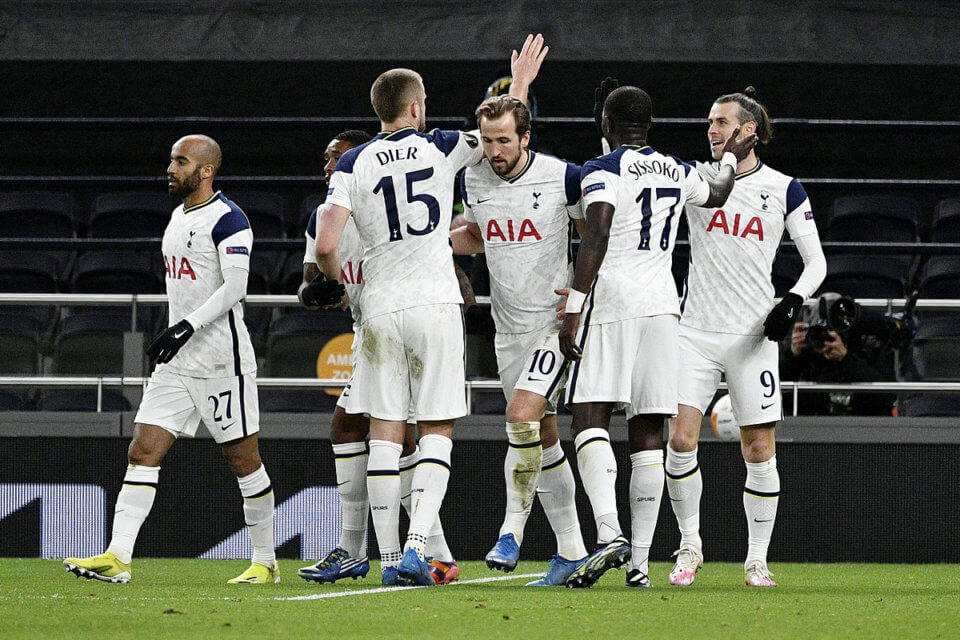 Piłkarze Tottenhamu Hotspur