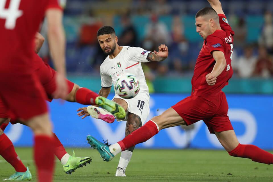 Euro 2020: Turcja - Włochy