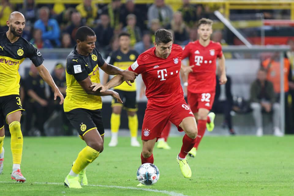 Platforma Viaplay nabyła prawa do transmisji meczów Bundesligi