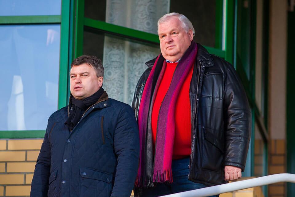 Andrzej Grajewski (z prawej)