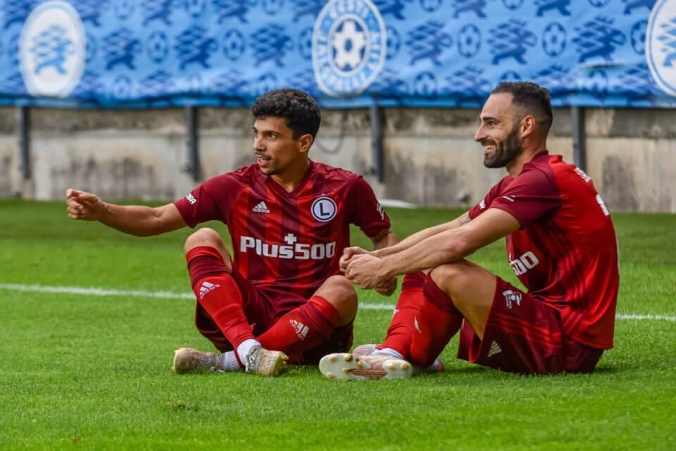 Andre Martins i Rafa Lopes