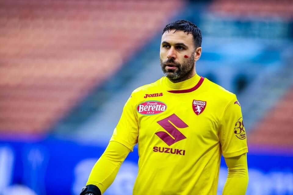 Salvatore Sirigu w barwach Torino