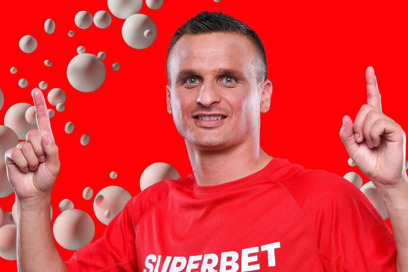 Sławomir Peszko jest ambasadorem marki Superbet