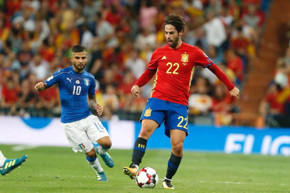 Włochy - Hiszpania