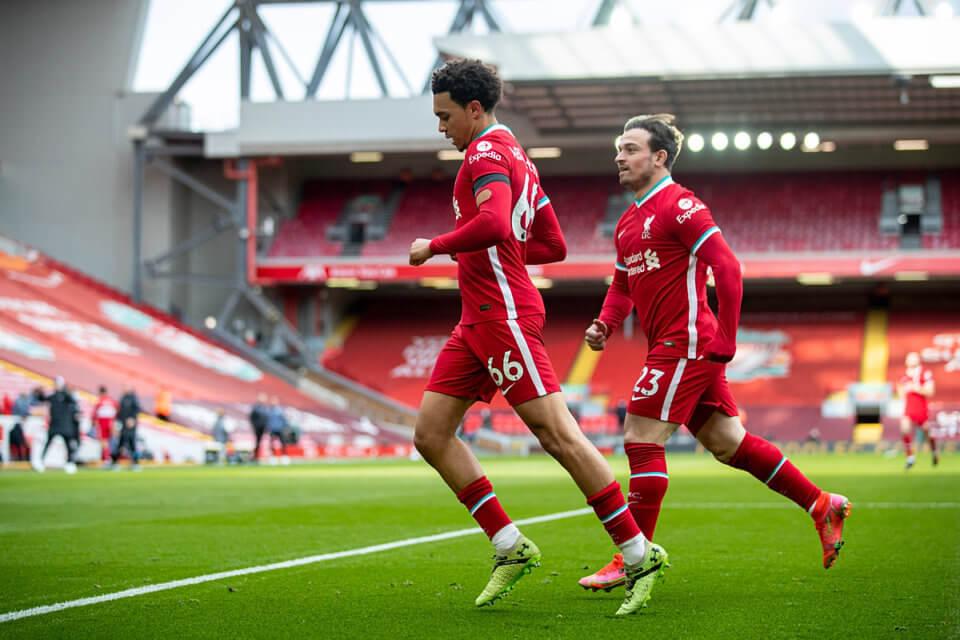 Liverpool FC - Aston Villa FC