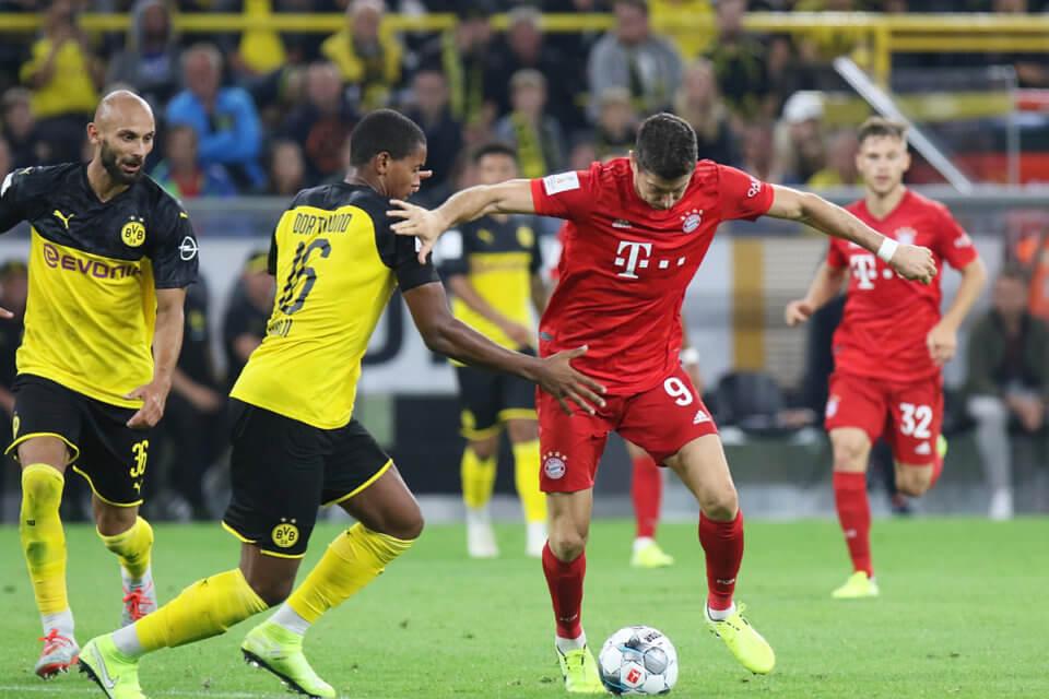 Borussia Dortmund - Bayern Monachium