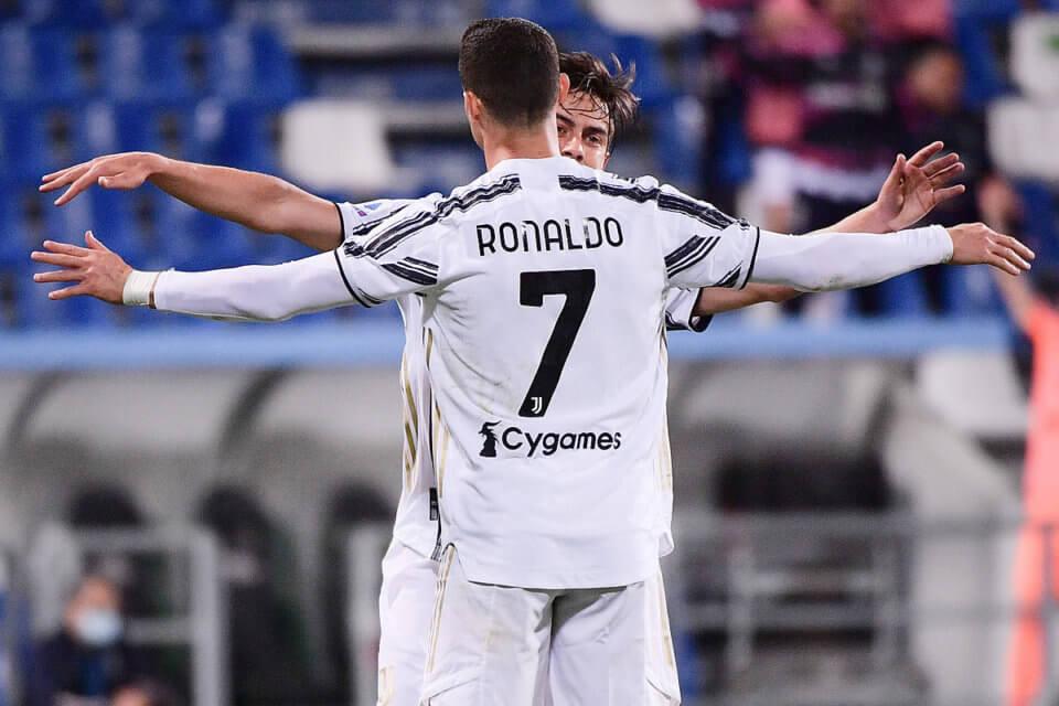 Paulo Dybala i Cristiano Ronaldo