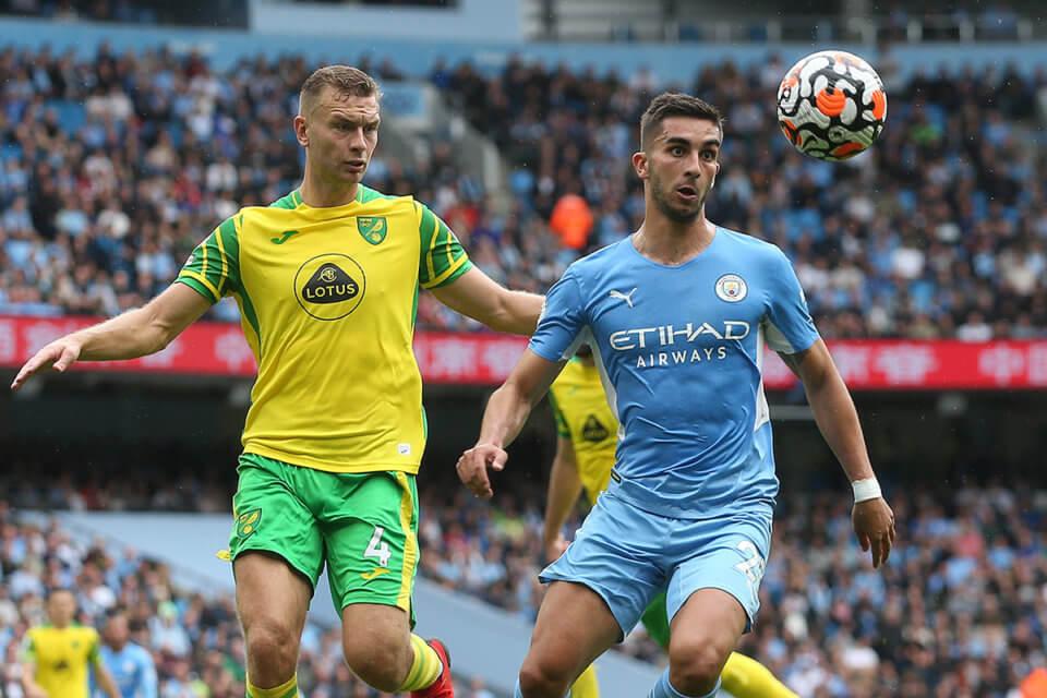 Manchester City - Norwich City