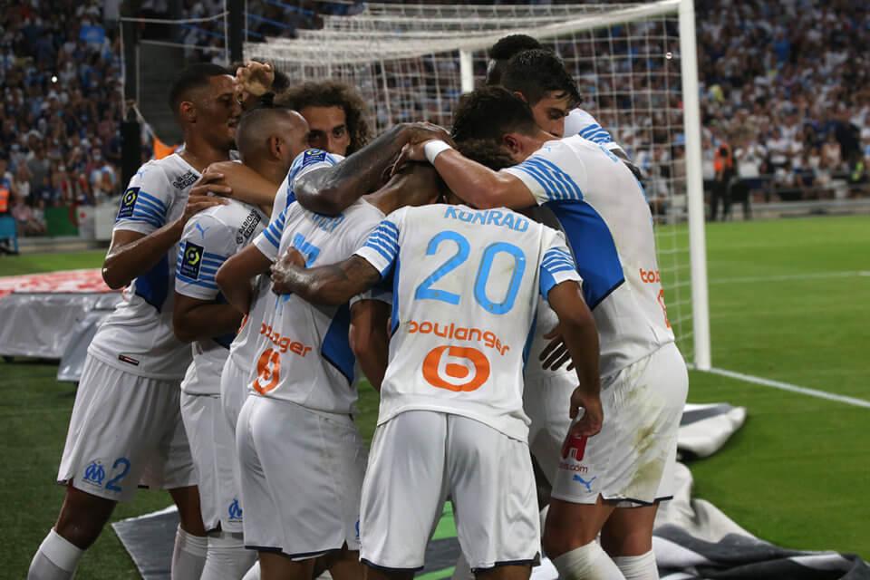 Piłkarze Marsylii