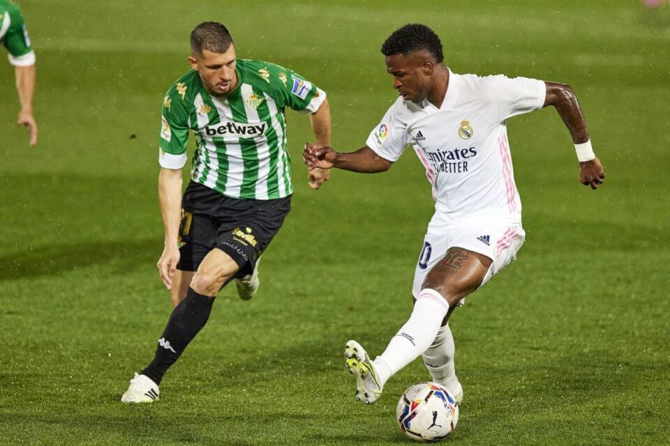 Real Betis - Real Madryt