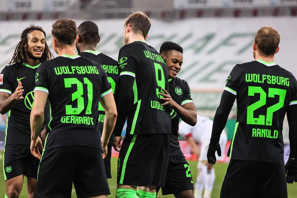 Piłkarze VfL Wolfsburg