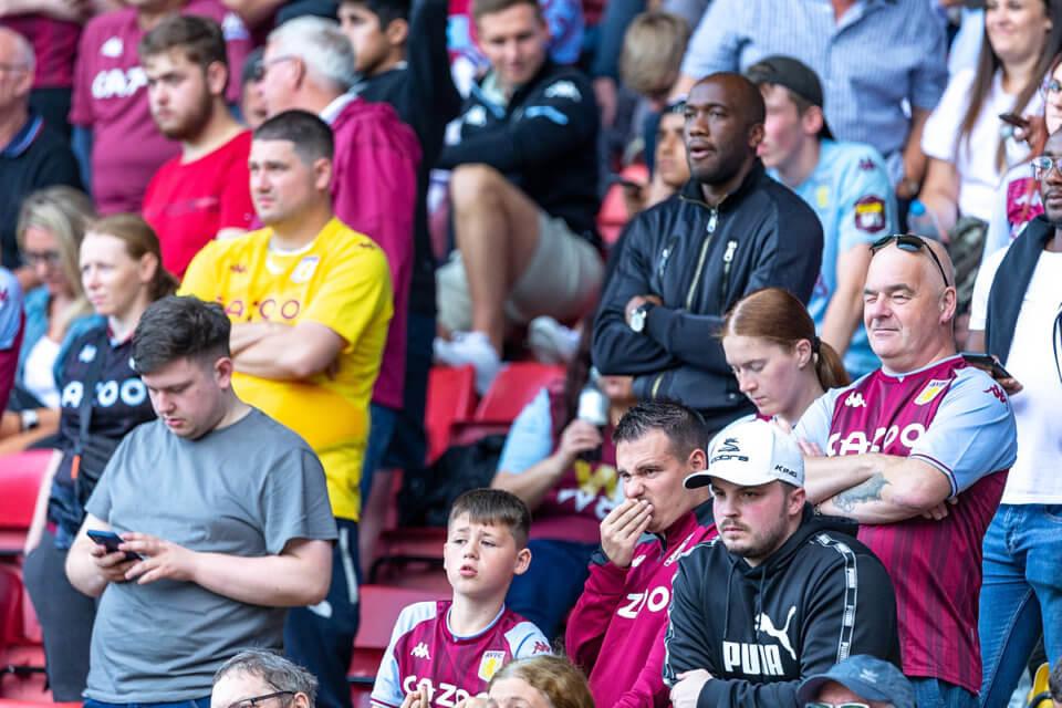 Kibice Aston Villa